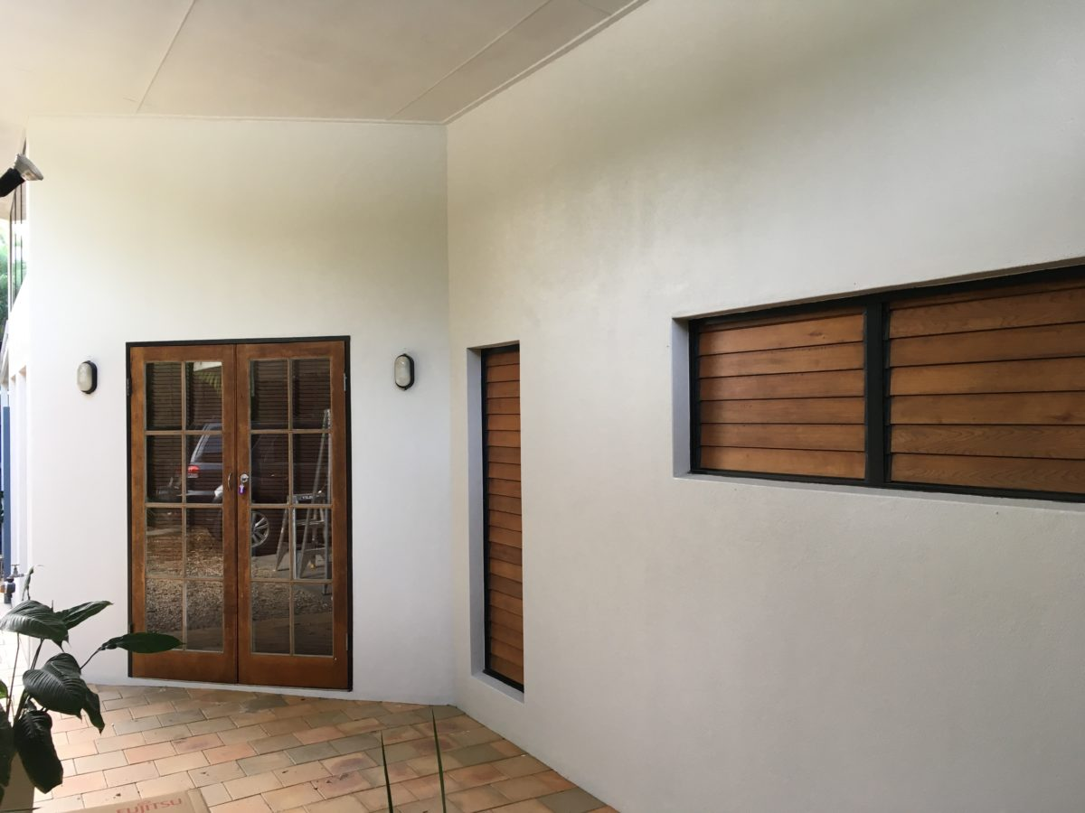 Timber Doors & Louvres