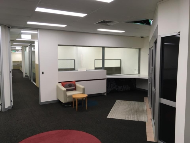 painting internal office